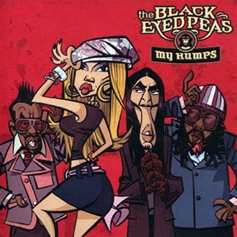 My Lovely Goldenbleu Humps by The Album Cover The Black Eyed Peas My Humps