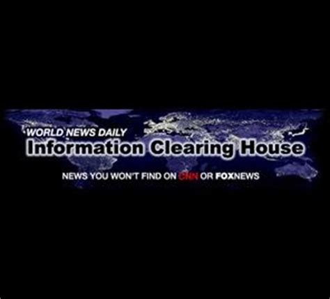 information clearing house palestinian pundit information clearing house publisher threatened