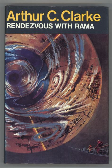 clarkes books rendezvous with rama by arthur c clarke hundred books a