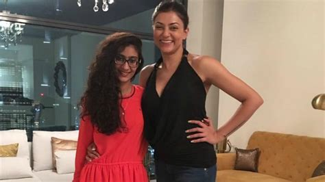 sushmita sen renee sen actress sushmita sen s daughter picture at 18th year age