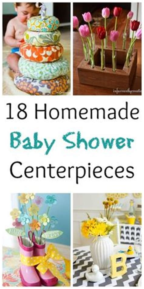 Do It Yourself Baby Shower Centerpieces by Baby Shower Centerpieces On Baby Showers Baby