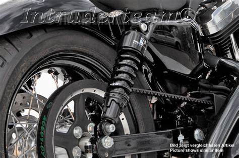 Harley Dyna Tieferlegung Hinten by Progressive Suspension 412 Sto 223 D 228 Mpfer F 252 R Harley Davidson