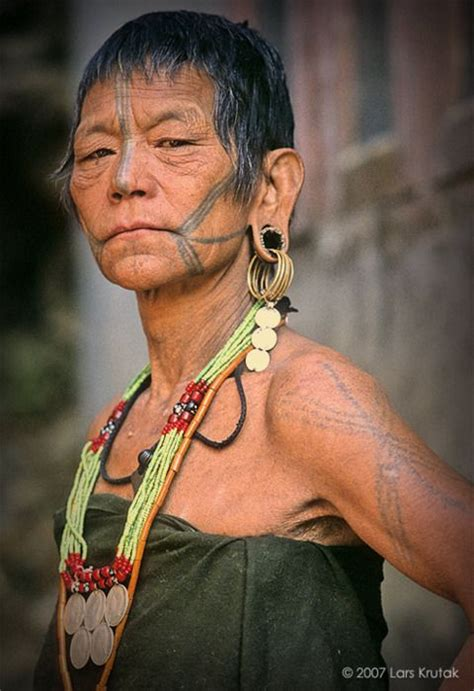 naga tribe tattoo 139 best adornments of the world images on pinterest