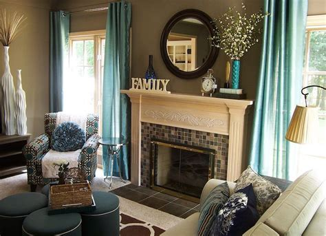 Turquoise And Beige Living Room by Best 20 Living Room Turquoise Ideas On Orange
