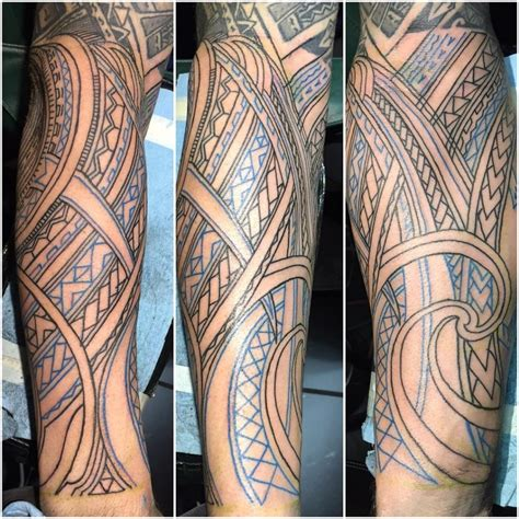tribal tattoo shaded tribal tattoos 27 amazing designs we found on instagram