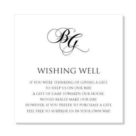 wording for bridal shower invitations wishing well 17 best ideas about wishing well poems on
