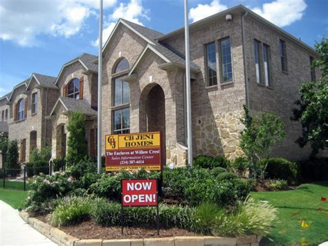 introducing cb jeni homes in the enclaves of willow crest