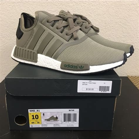 adidas shoes nmd  trail trace cargo olive green poshmark