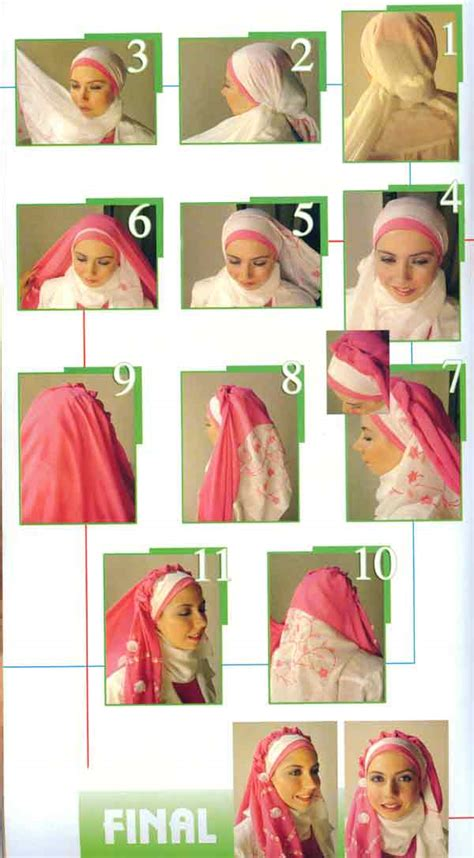 how to drape a hijab pictures of how to wear hijab how to wear scarf how to