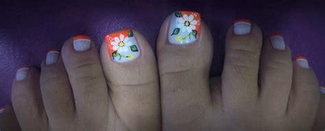 imagenes uñas decoradas delos pies modelos de u 241 as para pies estilos y dise 241 os para todos