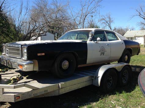 Car Upholstery Tulsa by 1978 Plymouth Fury Car Original Tulsa Car