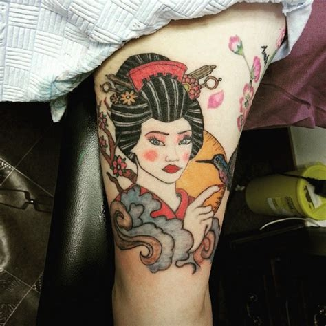 japanese girl tattoo 25 most beautiful japanese geisha tattoos