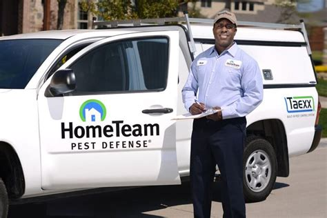 taexx built in pest system and service hometeam