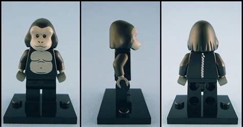 Lego Minifigure Series 3 Gorilla Suit the duckling lego collectible minifigure series 3 the gorilla suit
