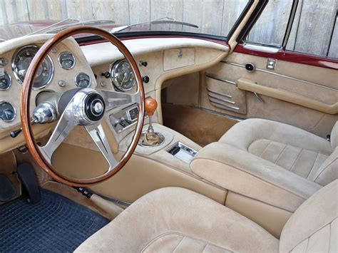 custom maserati interior 1963 maserati 5000 gt interior by frua cockpits