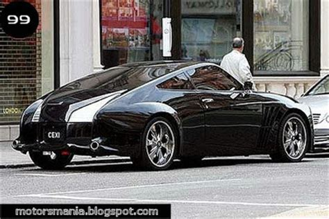 Rolls Royce Sports Car 10pics Curious Photos