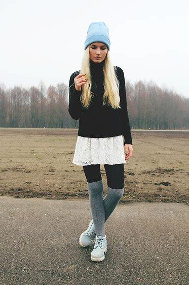 Estera Skirt estera matras sheinside coat choies skirt zara schoes louis vuitton scarf black white