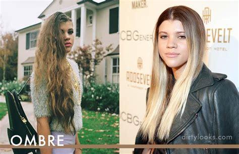richie hair extensions sofia richie s hair hair extensions hair