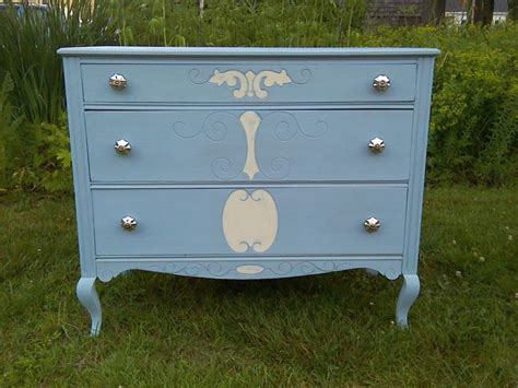 Cottage Style Dresser White by Gorgeous Cottage Style Dresser Painted In Ascp Louis Blue
