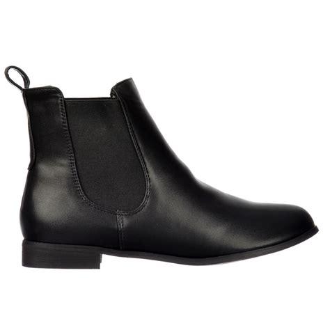 shoekandi classic chelsea flat ankle boot choice of