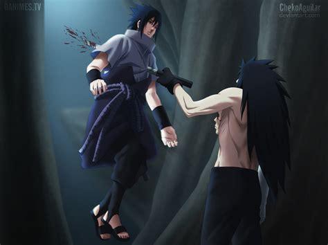 wallpaper bergerak naruto vs madara naruto manga 661 sasuke vs madara by chekoaguilar on