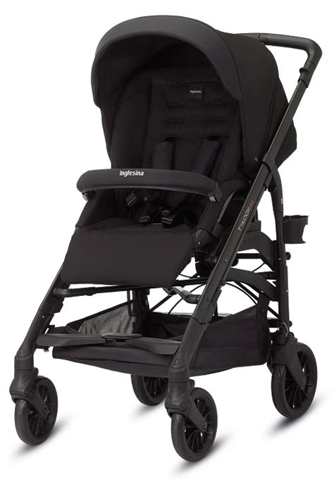 Gb Stroller 613 Strete Black inglesina trilogy city stroller black
