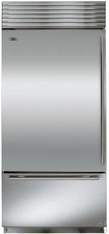 sub zero 36 inch kühlschrank sub zero bi36u 36 quot built in bottom freezer refrigerator