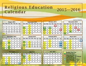 Calendar 2018 Holidays Haryana St The Baptist Catholic Church Front Royal