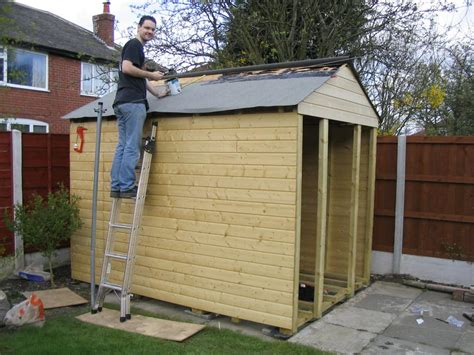 building shed building a shed