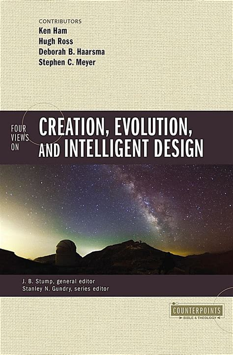 four views on creation evolution and intelligent design counterpoints bible and theology books the chicago world s fair mystery series four views on