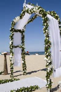 Decorating Ideas For Wedding Arches How Are You Did You Decorate Your Arch For Your Ceremony