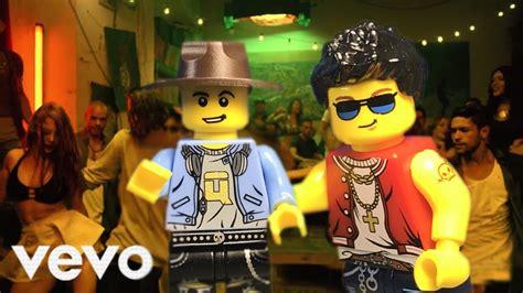 Despacito Lego | lego version luis fonsi despacito ft daddy yankee