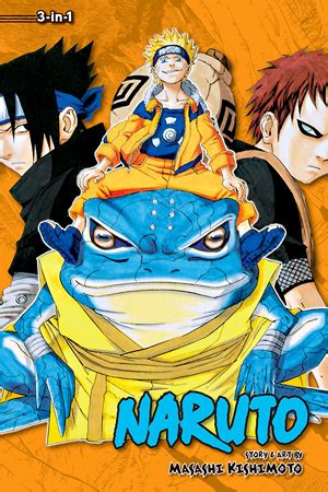 Shonen Jump Komik One Vol 29 viz see 3 in 1 edition vol 5
