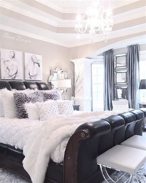 Black White And Silver Bedroom Decor by Best 25 White And Silver Bedroom Ideas On