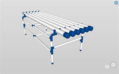 Pipa Bolong Hidroponik custom instalasi hidroponik sistem dft nft hidroponik medan