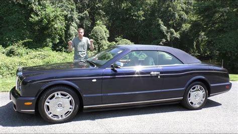 free car manuals to download 2007 bentley azure regenerative braking the 2007 bentley azure has lost 300 000 in value over doovi