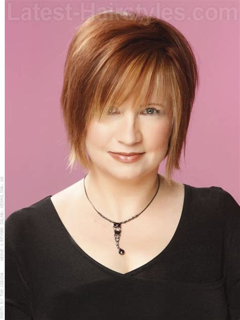 cute haircuts for straight hair with bangs cute side bangs for women over 50 cute hairstyles