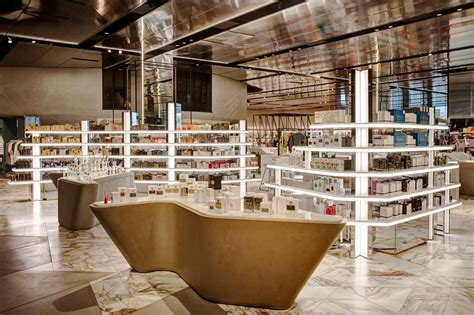 Harvey Nichols Opens In Istanbul by Harvey Nichols Opens New Concept Store Strata Tiles