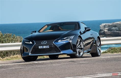 lexus lexus 2017 lexus lc 500 review performancedrive
