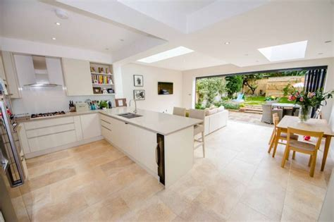 Kitchen Diner Extension Ideas Kitchen Diner Extension Bi Fold Doors Search House Ideas Kitchen Diner