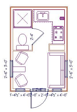 tiny house floor plans 10x12 17 best images about 10 12 ft wide tiny cabins on pinterest