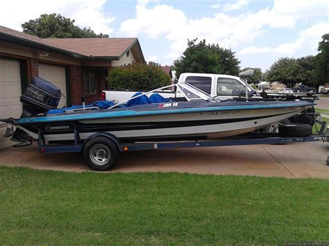 stratos bass boats for sale in texas stratos 289 fs boats for sale