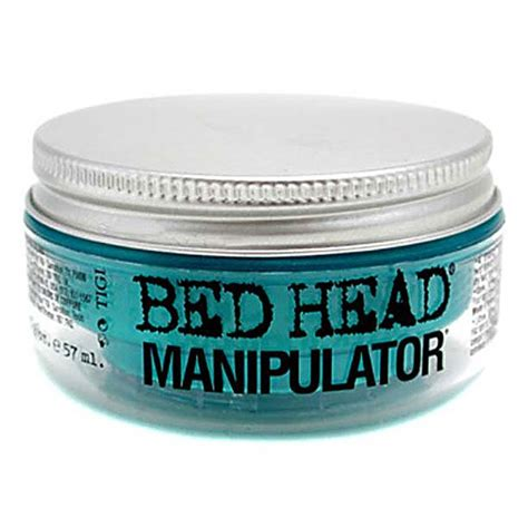 bed head hair gel tigi bed head manipulator reviews photo ingredients
