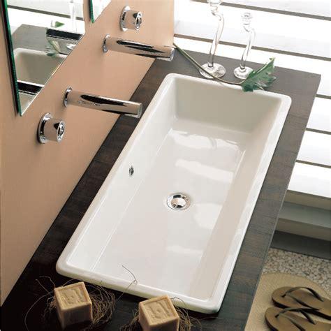 teardrop cer with bathroom scarabeo 8033 by nameek s gaia rectangular white ceramic drop in or vessel sink thebathoutlet