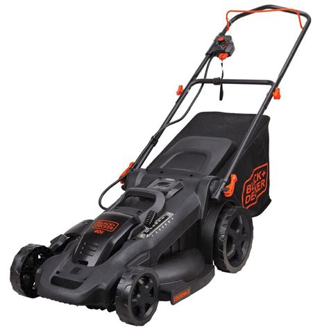 black decker mower black decker 20 in 40 volt max lithium ion cordless walk