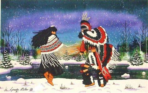native american christmas native americans american indians  native american art