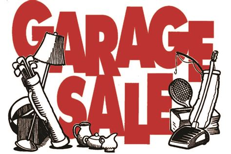 Moving Garage Sale by Garage Sale Picture Cliparts Co