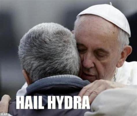 Hail Hydra Meme - capit 227 o am 233 rica 2 o soldado invernal hail hydra vira