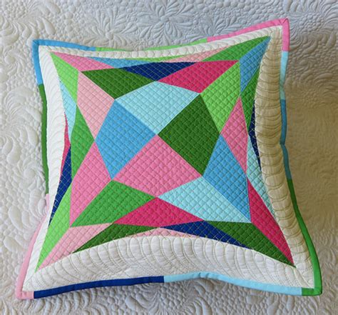 geometric pattern quilt simple geometric applique pillow quilt pattern
