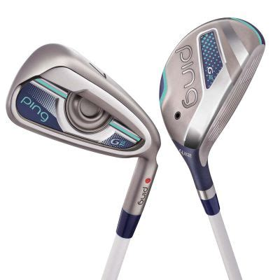 ping golf  le irons